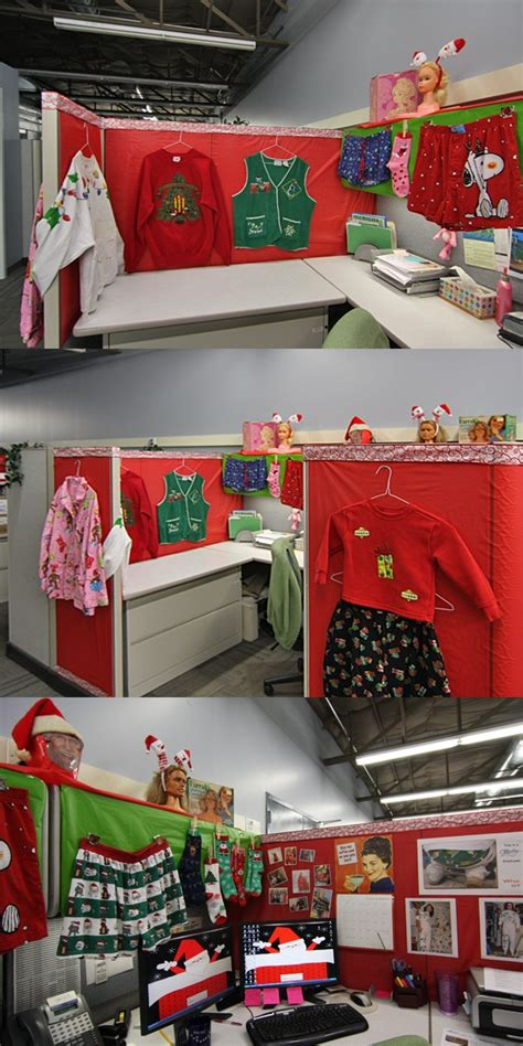 48 best holiday cubicle decorating ideas images on