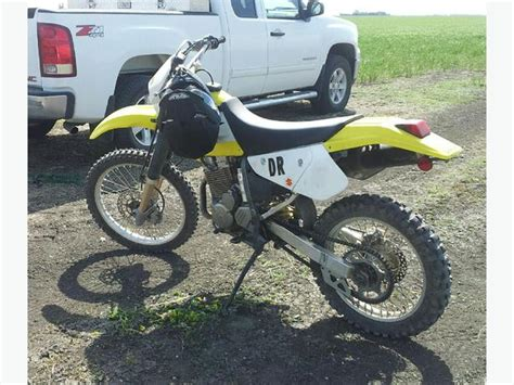 2004 suzuki dr z 250 4 stroke dirt bike 1900 obo west