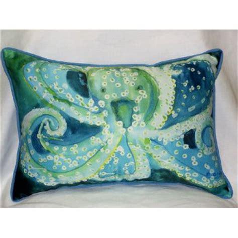 Octopus Pillows by Octopus Outdoor Pillow