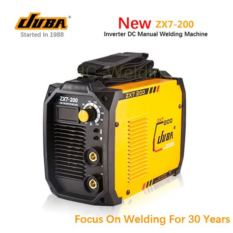 Daiden Welding Inverter Machine selling juba welder igbt portable welding inverter mma arc zx7 200 welding machine with