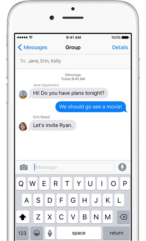 send a group message on your iphone ipad or ipod touch