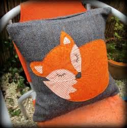 Gray And Orange Bedding Best 25 Fox Pillow Ideas On Pinterest Cloud Pillow