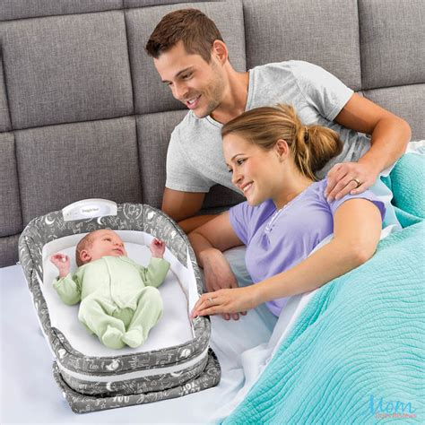 Baby Snuggle Nest Co Sleeper by Safer Co Sleeping With Snuggle Nest Surround Xl Infant