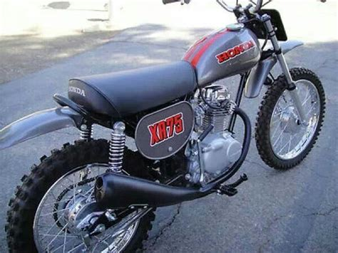 Cover Set Trail Honda Xr75 17 best images about honda mini trail collection on
