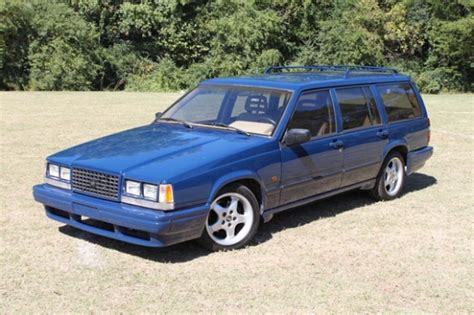 lt1 powered 1986 volvo 740 wagon bring a trailer
