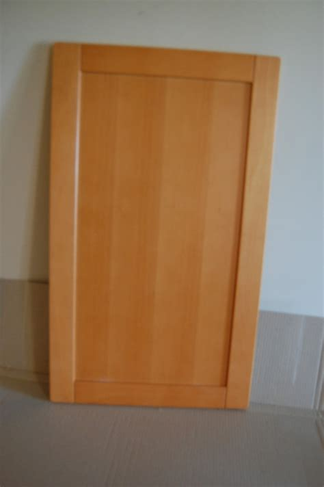 Ikea Kitchen Cabinet Door 18 X 30 Quot Beech New Ebay Beech Kitchen Cabinet Doors