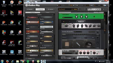 tutorial guitar rig 2 tutorial como grabar covers en guitarra generalidades