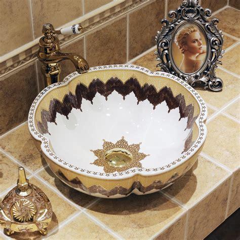 lavabos sobre encimera baratos lavabo sobre encimera redondo 35cm barato