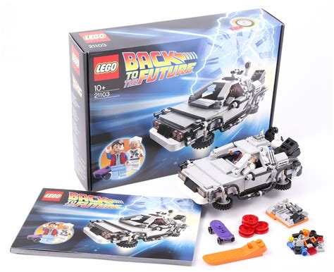 lego back to the future delorean 21103 the brickverse review 21103 back to the future