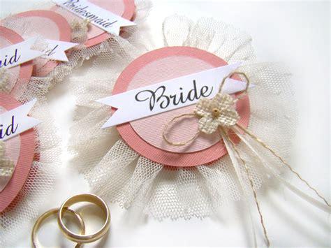 bride corsage bride badge bachelorette party pins