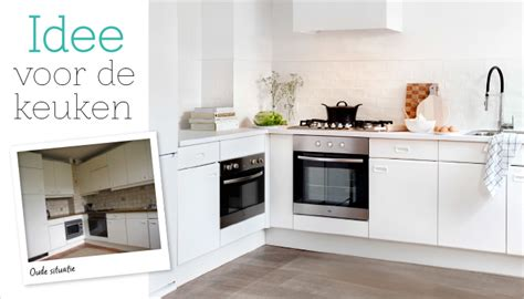 goedkope keukens bouwmarkt keuken opfrisbeurt karwei