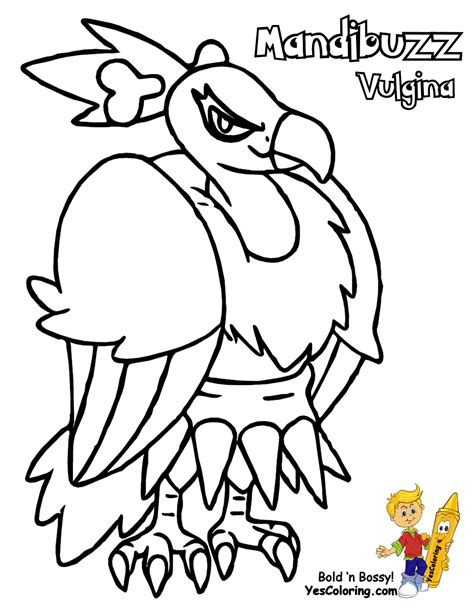 pokemon pictures to color black and white free coloring