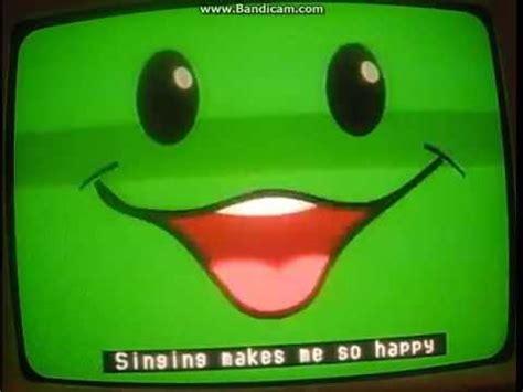 Nick Jr Sings His Vegetable Garden Song Nick Jr Sings We Are Looking For Blues Clues In G