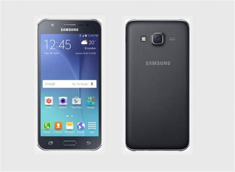 Samsung J500 1 5ram 8gb Black samsung galaxy j5 and j7 launched in india rs 15000