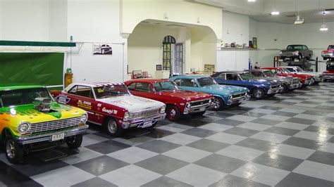 commercial garage gallery racedeck