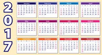 Kalender 2018 Veckor Pdf Free Vector Graphic Calendar 2017 Weeks Months Year