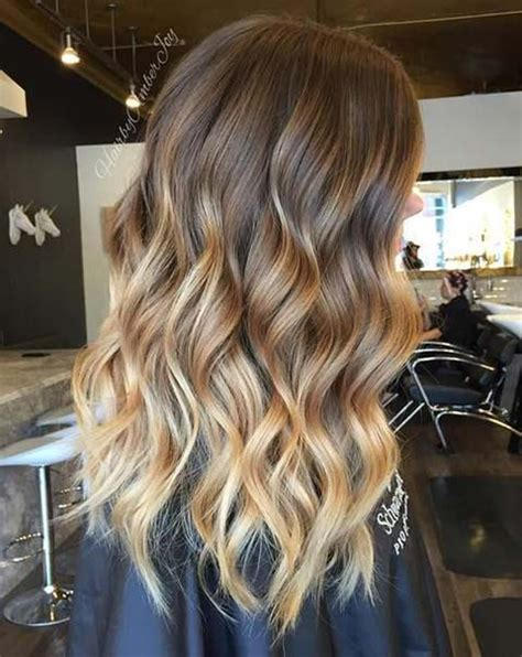 15 balayage hair color ideas with highlights fashionisers 15 balayage hair color ideas with highlights fashionisers