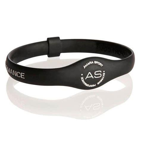 men's amara sport magnetic wristband black by amara amara jewellery   notonthehighstreet.com