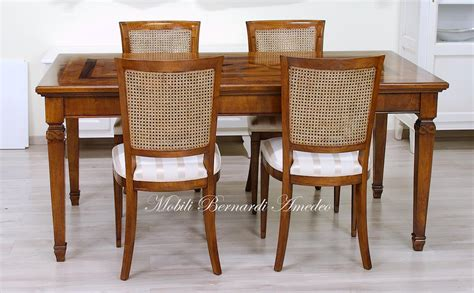 sedie tavolo tavoli in legno intarsiato tavoli
