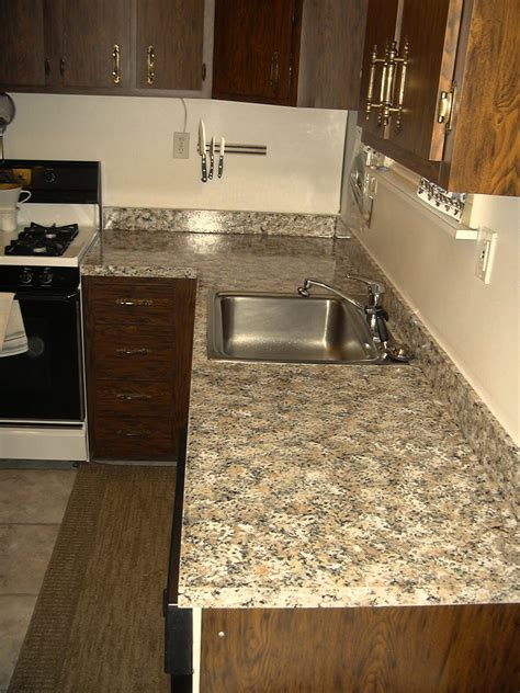 Granite Paint Countertop by Ken Nect Our Experience With The Giani Granite Countertop