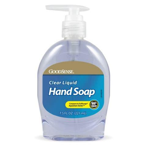 Spl Liquid Soap liquid soap clear 7 5 oz 7 5 oz vj00075a