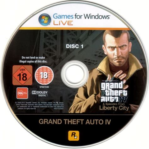 Disc Dvd New Original Ps3 Grand Theft Auto V Kaset Cd grand theft auto iv complete edition 2010 playstation 3 box cover mobygames