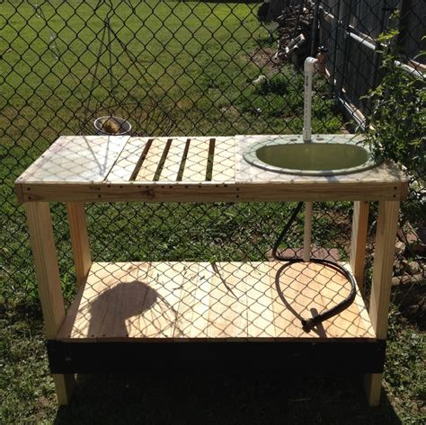 garden bench with sink 132 best potting benches and outdoor sinks images on pinterest
