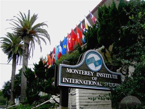 Monterey Institute Of International Studies Mba Ranking by Monterey Institute Of International Studies