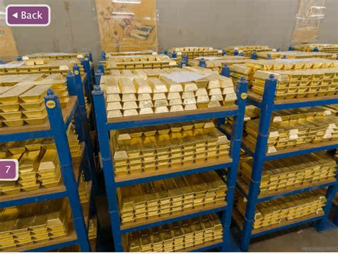 gold bank heard you guys like gold how about 500 lbs of it pics