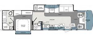 Georgetown Floor Plan by Forest River Georgetown Floorplans