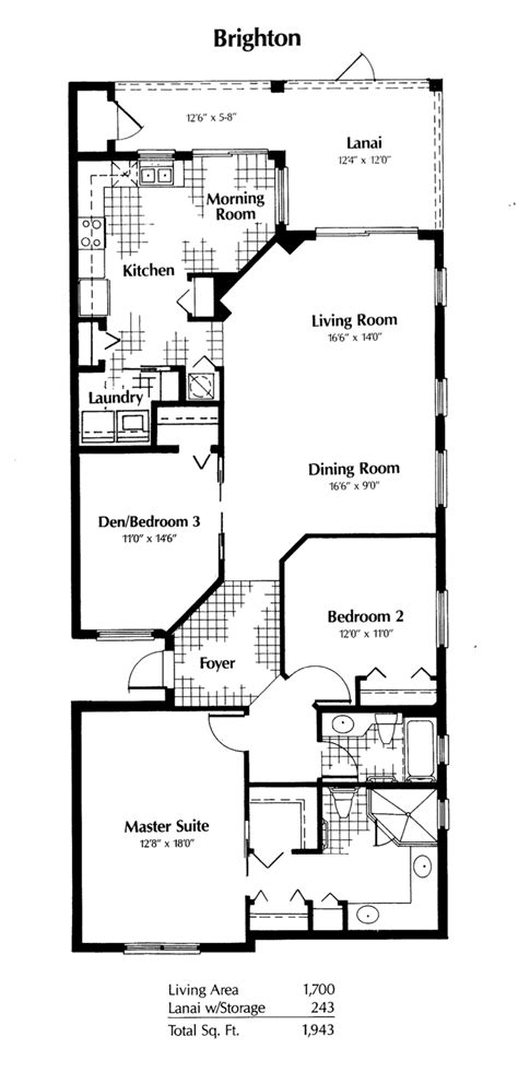 brighton homes floor plan house style ideas