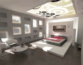 Modern Interior Design by Decorations Minimalist Design Modern Bedroom Interior