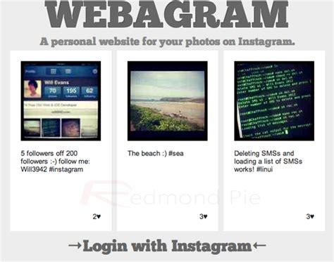 tutorial instagram api php image gallery instagram api exles