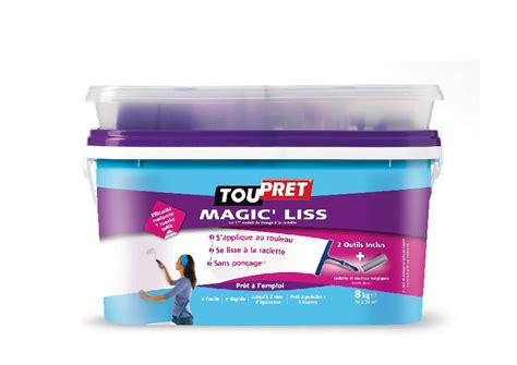 magic liss plafond magic liss 8 kg kit toupret