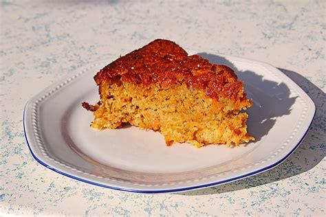 Karotten Apfel Kuchen