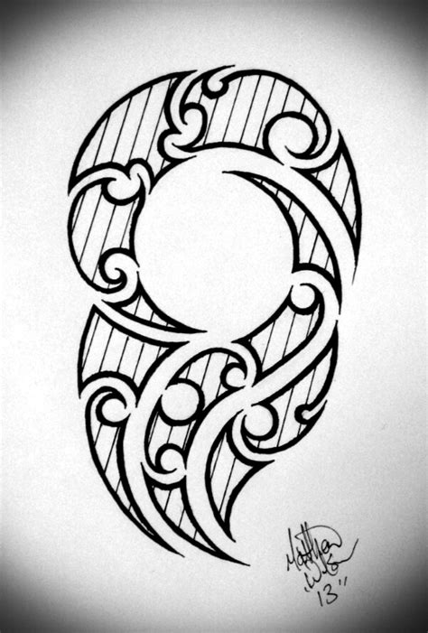 simple polynesian tattoo design 31 latest maori tattoo designs
