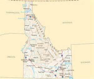 idaho towns map idaho map blank political idaho map with cities