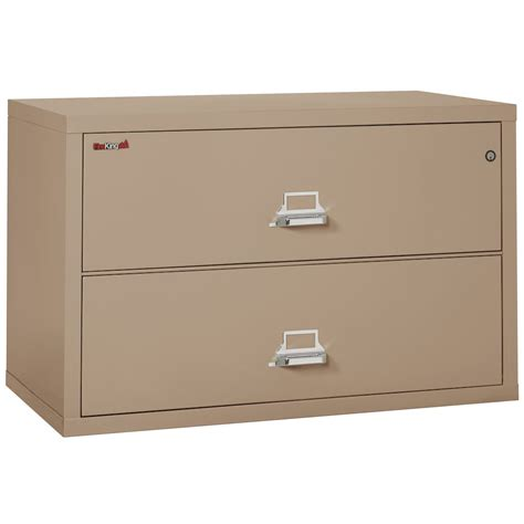 Taupe Drawer by 2 Drawer Lateral File 44 Quot Wide Taupe
