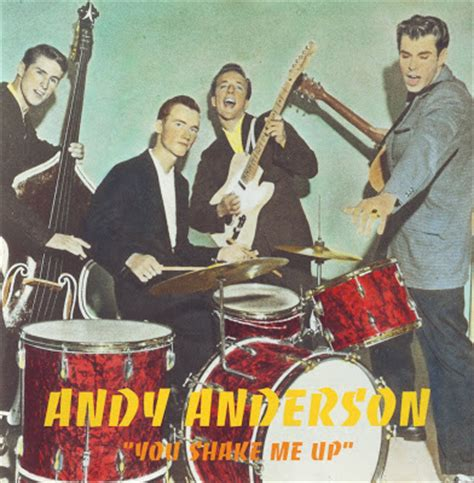 shake me up quot the rockin gipsy quot andy anderson quot you shake me up quot