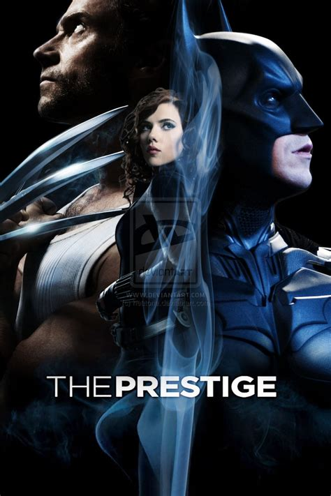 The Prestige A Reviewits Batman Vs Wolveri by Screening Notes The Prestige Analysis