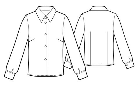 Pocket Big Top Fashion Wanita Blouse Simple Promo Murah Atasan Bl technical drawing for fashion design pdf free software