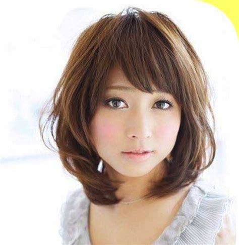haircut for round face filipina 25 asian hairstyles for round faces hairstyles