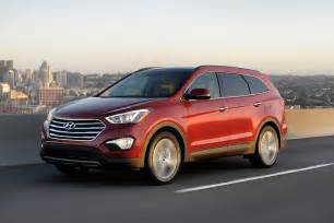 Hyundai Santa Fe 2014 Review 2014 Hyundai Santa Fe Reviews And Rating Motor Trend