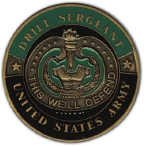 challenge coin size drill sergeant challenge coin size 1 1 2 quot