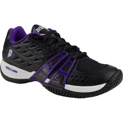 prince s t24 tennis shoes black purple from do it