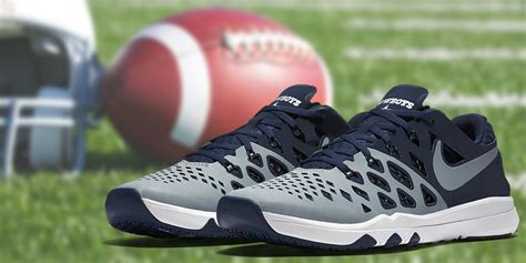 nike football team shoes lids shoe takeover nike speed 4 nfl kickoff