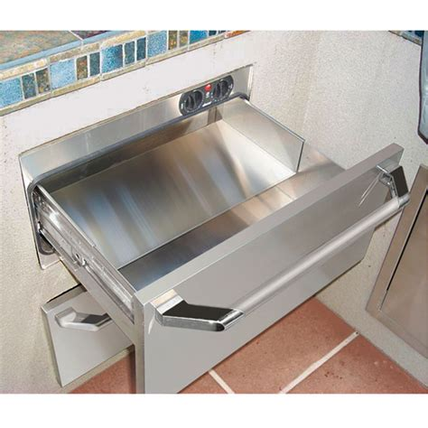 Warming Drawer 24 by Shop Dacor 24 In Warming Drawer Shelf Stainless Steel At
