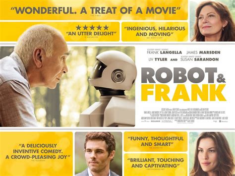 film robot and frank robot and frank uk quad poster heyuguys
