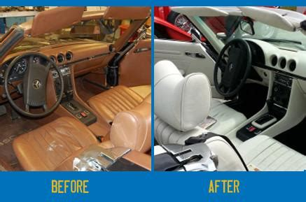 automotive upholstery dye car paint interior exterior car restoration paint