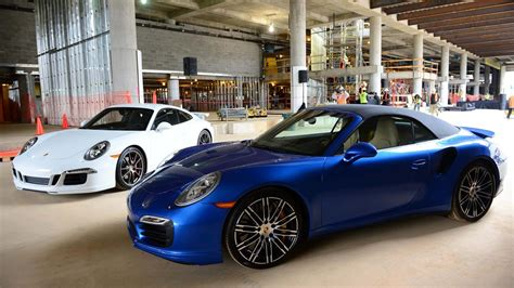 porsche tops out new american hq in atlanta slideshow